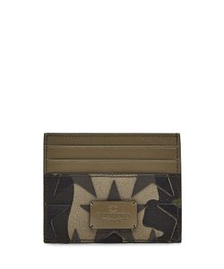 Valentino | Card Holder With Leather Gr. One