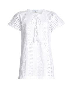 Ondademar | Cotton Mini Dress Gr. S