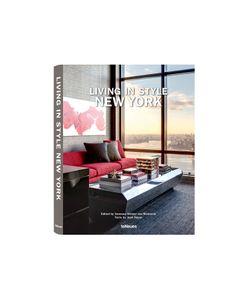 TeNeues | Living In Style New York By Vanessa Von Bismarck Gr. One
