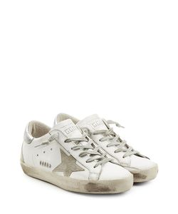 Golden Goose | Super Star Sneakers With Suede And Leather Gr. Eu 38
