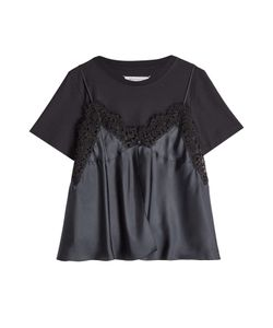 Maison Margiela | Lace Cami Layered T-Shirt Gr. It 38