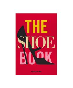 Assouline | The Shoe Book By Nancy Macdonnell Gr. One