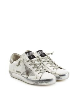 Golden Goose | Super Star Leather Sneakers Gr. Eu 41