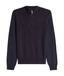 Maison Margiela | Cotton And Wool Pullover Gr. Xl