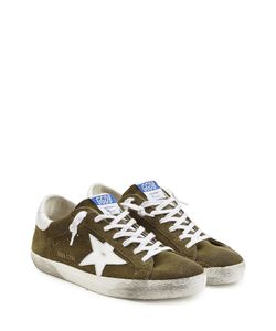 Golden Goose | Super Star Suede Sneakers Gr. Eu 46