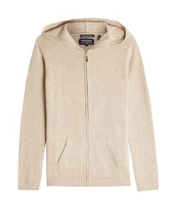 Woolrich | Cashmere Zipped Hoody Gr. L