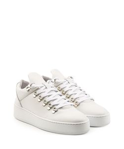 Filling Pieces | Low Top Leather Sneakers Gr. Eu 40