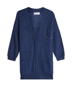 Brunello Cucinelli | Cardigan With Mohair And Wool Gr. L