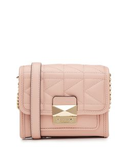 Karl Lagerfeld | Quilted Leather Shoulder Bag Gr. One