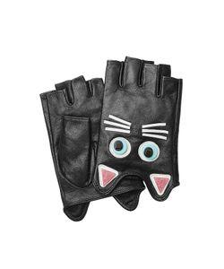Karl Lagerfeld   Fingerless Gloves Gr. M/L