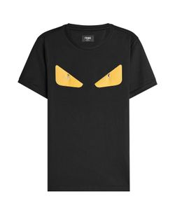 Fendi | Embellished Cotton T-Shirt Gr. Eu 52