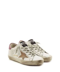 Golden Goose | Super Star Sneakers With Suede And Leather Gr. Eu 36