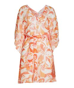 Heidi Klein | Printed Silk Dress Gr. M/L