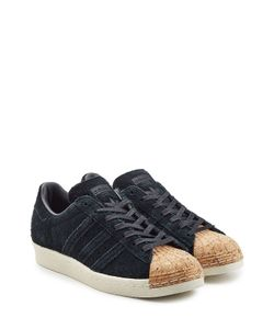 adidas Originals | Superstar Suede And Cork Sneakers Gr. Uk 6