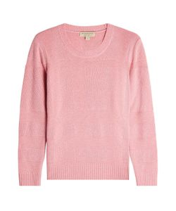 Burberry London | Wool Pullover With Cashmere Gr. S