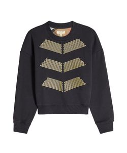 Burberry London | Printed Sweatshirt With Cotton Gr. M