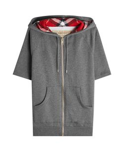 Burberry London | Long Hoodie With Cotton Gr. Xs