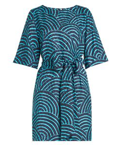 VANESSA SEWARD | Printed Silk Jacquard Mini Dress Gr. Fr 36
