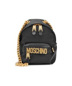 Moschino | Mini Leather Backpack Gr. One Size