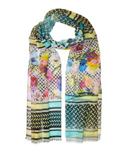 Lala Berlin | Printed Cotton Scarf Gr. One Size
