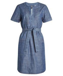 A.P.C. | Denim Dress With Belt Gr. Fr 40