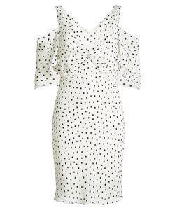 Mcq Alexander Mcqueen | Printed Crepe Dress Gr. It 38
