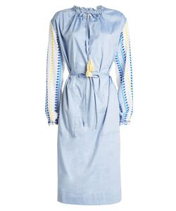 Lemlem | Shirt Dress With Cotton Gr. M