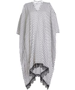 Lala Berlin | Printed Caftan With Lace Gr. Xs/S
