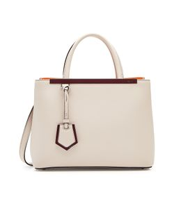 Fendi | 2jours Small Leather Tote Gr. One Size