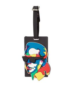 Karl Lagerfeld | Rubber Luggage Tag Gr. One Size