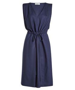 Jil Sander | Cotton Dress With Drawstring Gr. De 34