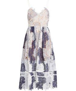 SELF-PORTRAIT | Lace Dress Gr. Uk 10