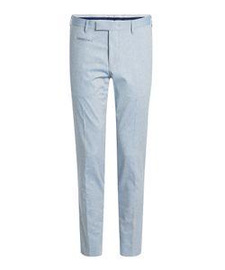 Baldessarini | Tapered Cotton Pants Gr. Eu 50