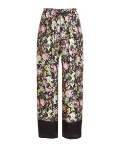 3.1 Phillip Lim | Printed Silk Pants Gr. Us 6