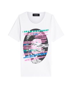 Dsquared2   Printed Cotton T-Shirt Gr. Xs