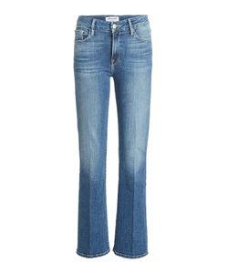 Frame Denim | Cropped Bootcut Jeans Gr. 25