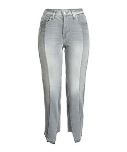 Frame Denim | Distressed Straight Leg Jeans Gr. 29