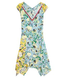 Hilfiger Collection | Printed Silk Dress Gr. Us 6