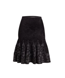 Roland Mouret | Midi Skirt With Thread Gr. M