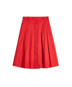 VANESSA SEWARD | A-Line Cotton Skirt Gr. Fr 36