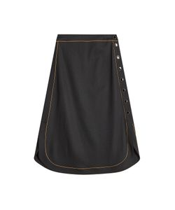 VANESSA SEWARD | Virgin Wool Skirt Gr. Fr 38