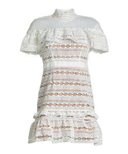 SELF-PORTRAIT | Lace Dress Gr. Uk 4