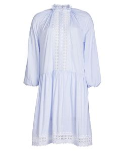 Zimmermann | Lace And Embroidery Dress In Cotton Gr. 1