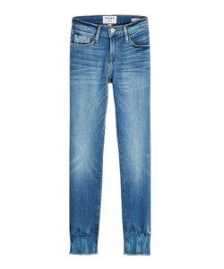 Frame Denim | Cropped Skinny Jeans Gr. 24