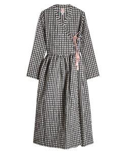 SHRIMPS | Printed Dress With Cotton Gr. Uk 10