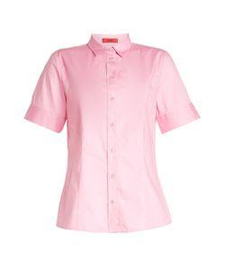 Hugo   Short Sleeved Cotton Shirt Gr. De 38