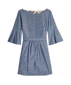 Burberry London | Chambray Dress Gr. Uk 10