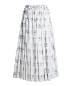 Emilia Wickstead | Printed Cotton Skirt Gr. Uk 10