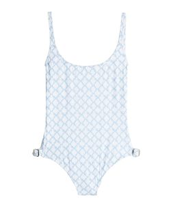 Swim With Mi | Printed Swimsuit With Buckle Detail Gr. S