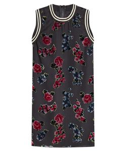 Anna Sui | Dress With Velvet Gr. Us 6